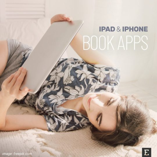 Best iPad apps for reading books