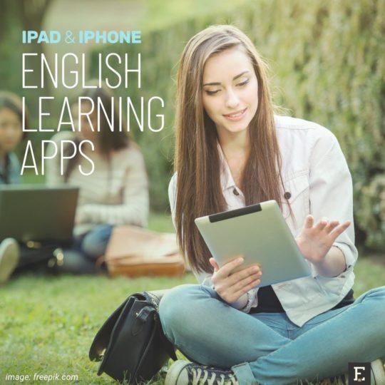 Best iPad apps learn English