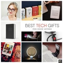 15 best tech gifts to give book geeks this year