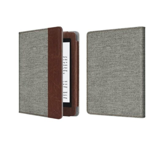 Book-style fabric shockproof Kindle Paperwhite cover