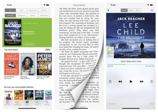 BorrowBox Library - best iPad apps to borrow books and audiobooks