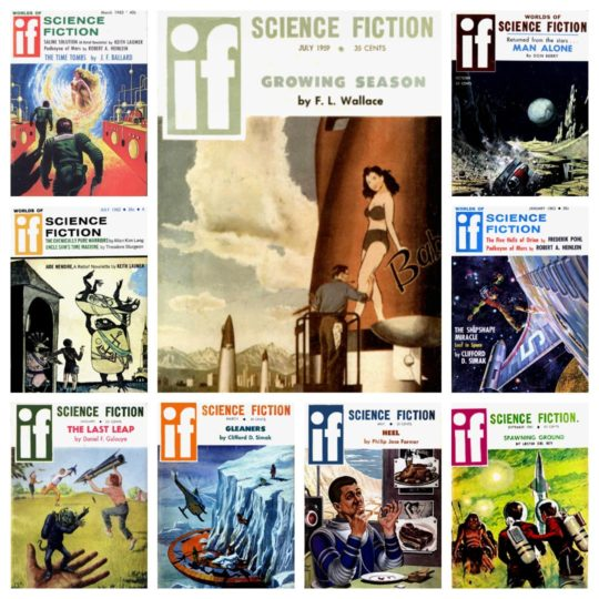 Free short stories from What If sci-fi magazine