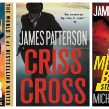 James Patterson deal for Kindle - save up to 85%