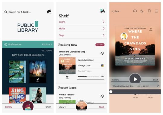 Libby - library ebooks and audiobooks