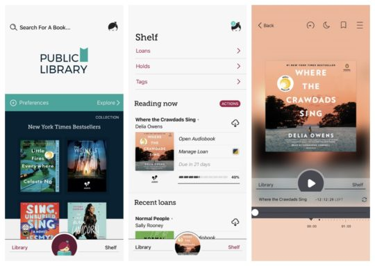 Libby - the best library apps for iPad and iPhone