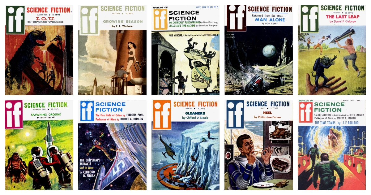 Over 250 short stories from a popular sci-fi magazine are now free to read and download