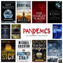 The top novels about virus outbreaks, epidemics, and plagues
