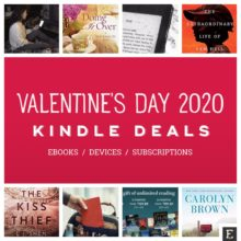 Valentine's Day 2020 Kindle sale