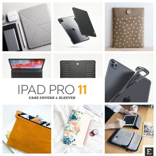 25 best iPad Pro 11 cases for demanding users (2020 edition)