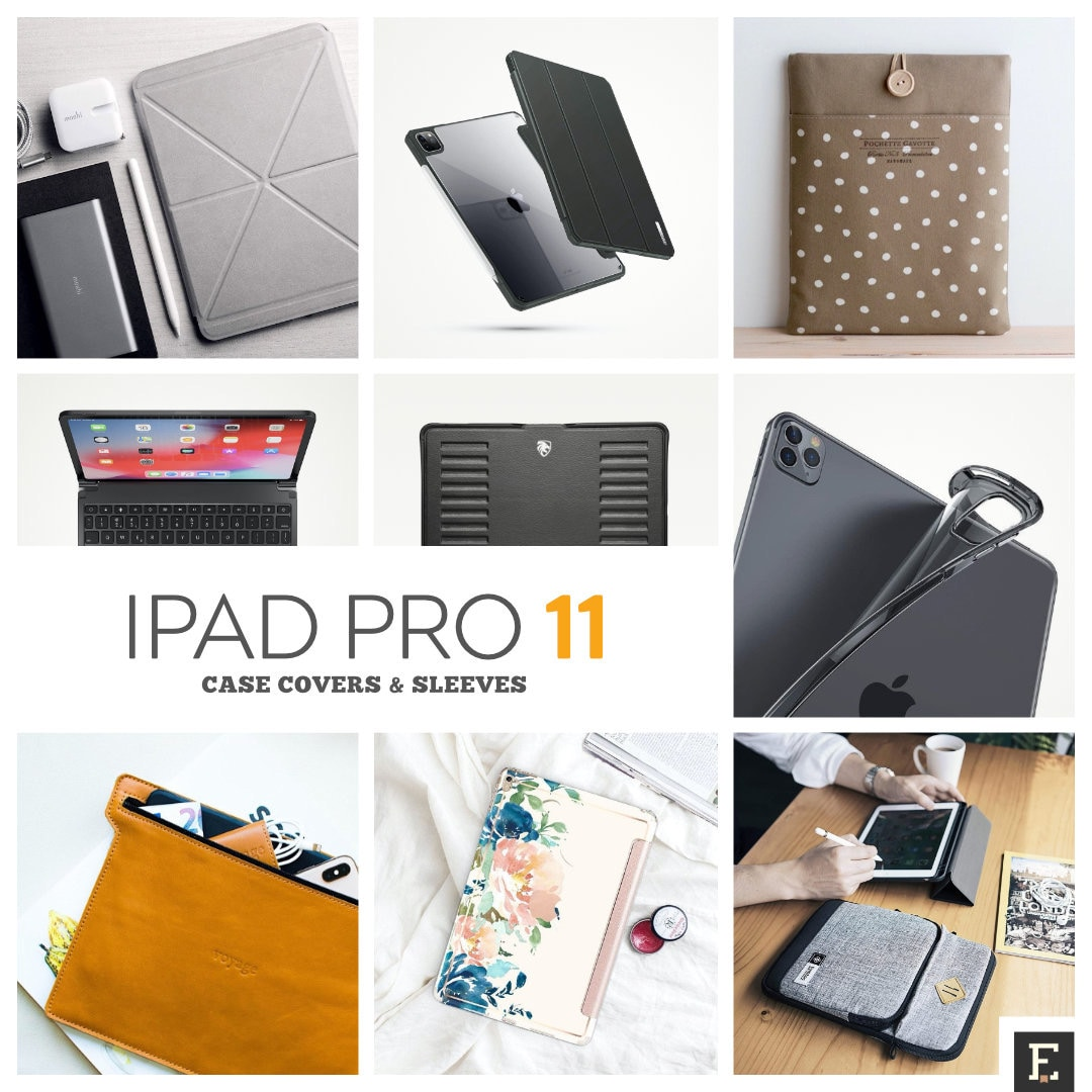 Apple iPad Pro 11 case covers guide