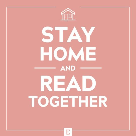 Stay home and read together