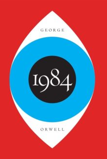 1984 by George Orwell - best Prime Reading books of all time