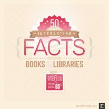 50 most interesting facts about books, libraries, and reading