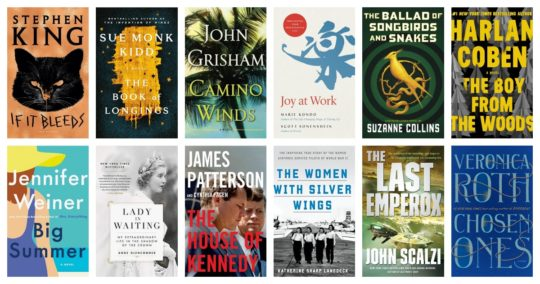 Best new ebooks for Kindle, Nook, Kobo, iPad - spring 2020