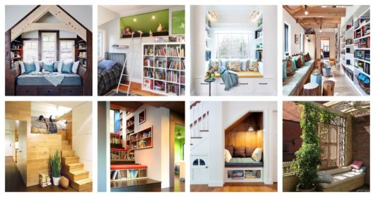 Best reading nook designs