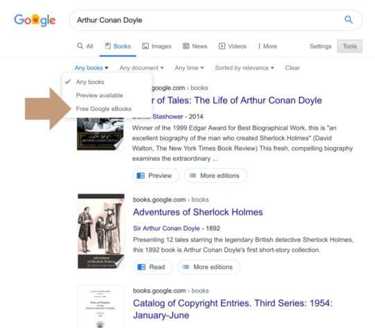 Google Books - read full books online