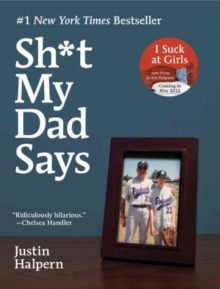 Shit My Dad Says by Justin Halpern - Amazon Prime Reading books