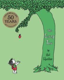 The Giving Tree by Shel Silverstein - best children's books on Prime Reading