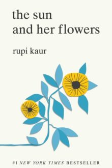 The Sun and Her Flowers by Rupi Kaur - best poetry on Prime Reading