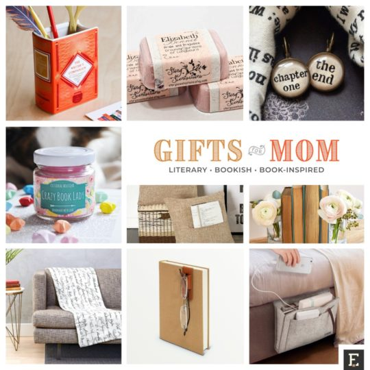Best gifts for mom who is bookophile, booklover, book club member