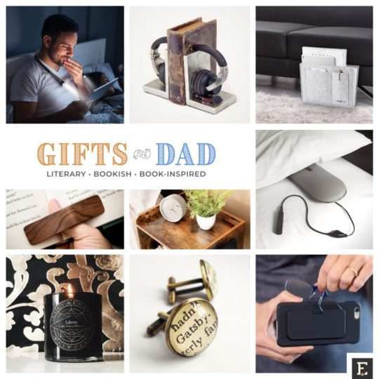 Best non-book gifts for dad
