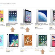 Find refurbished iPad on Amazon - easy way