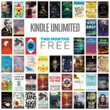 Kindle Unlimited two months free