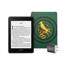 The Hunger Games Prequel Kindle Paperwhite gift pack