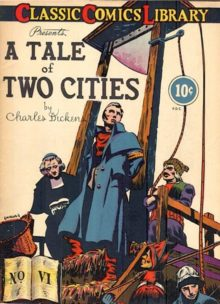 A Tale of Two Cities by Charles Dickens -best free ebooks to read online