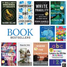 Top 10 Amazon book bestsellers of 2020 so far – print and Kindle