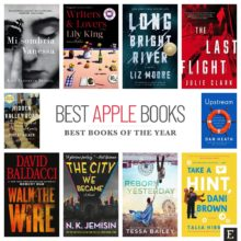 Apple reveals best books of 2020 so far – get one for your iPad or iPhone