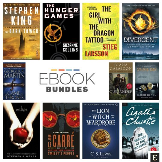 Best Kindle ebook bundles