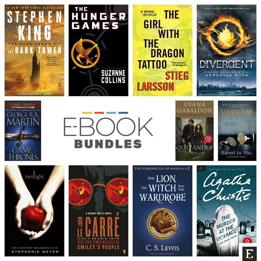 Best Kindle ebook bundles