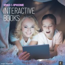 Share the joy of reading with these 11 interactive iPad books for kids