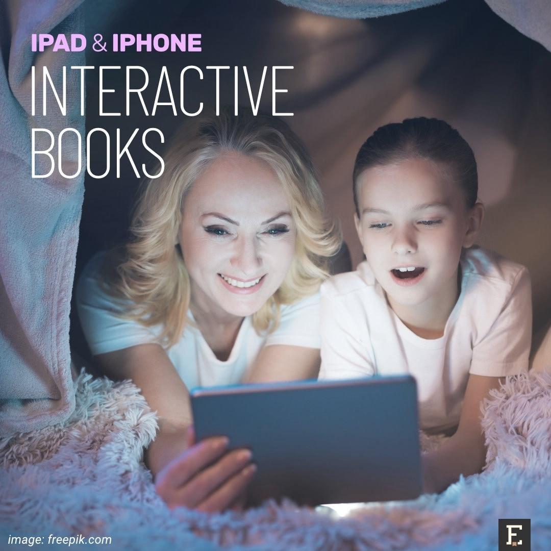 11 Best Interactive IPad Books For Kids