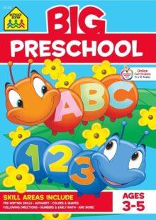 Big Preschool Workbook by Joan Hoffman - Amazon book bestsellers 2020