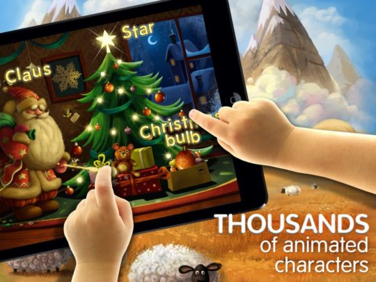 KidBook - best interactive iPad childrens books