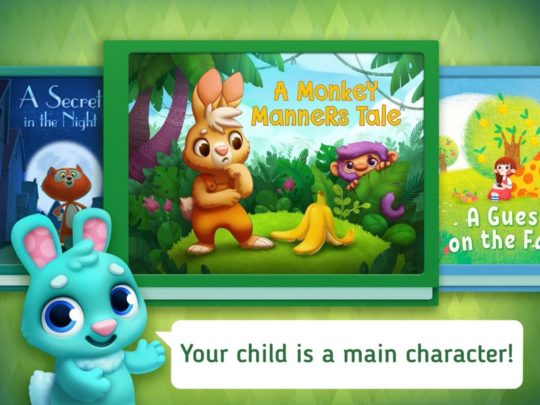 Little Stories - best childrens book apps for iPad iPhone