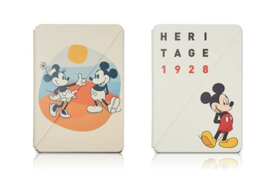 Mickey Mouse themed Fire HD 8 2020 case covers