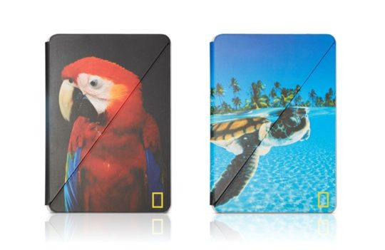 National Geographic themed Amazon Fire HD 8 cases