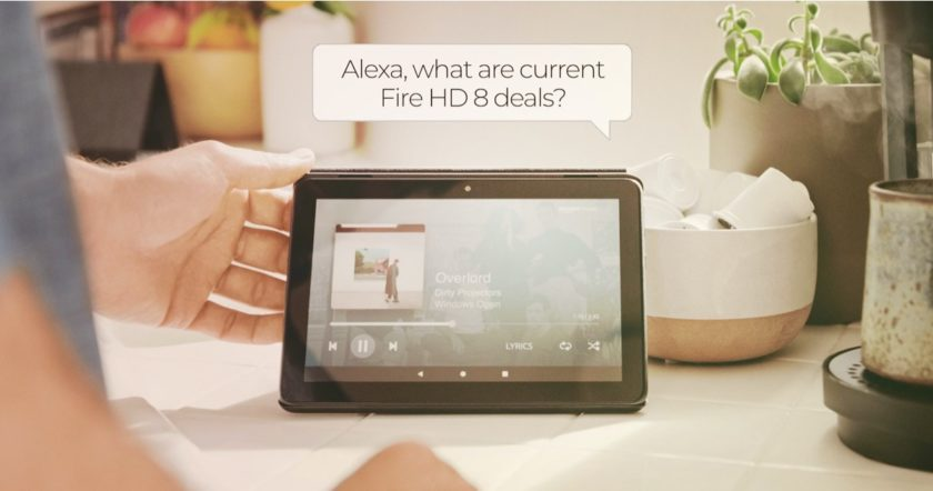 One-day Amazon Fire HD 8 sale - save $30