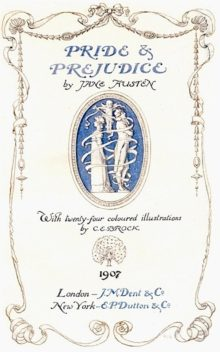 Pride and Prejudice by Jane Austen - best free ebooks to download