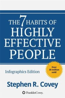 The 7 Habits of Highly Effective People by Stephen R. Covey - top Kindle book bestsellers of 2020 so far