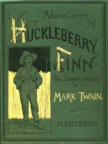 The Adventures of Huckleberry Finn by Mark Twain - most popular free ebooks