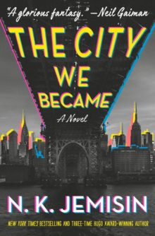 The City We Became by N.K. Jemisin - Best Apple Books of the Year for iPad iPhone