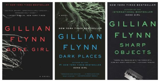 The Complete Gillian Flynn ebook bundle