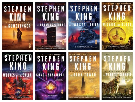 The Dark Tower Boxed Set ebook bundle by Stephen King