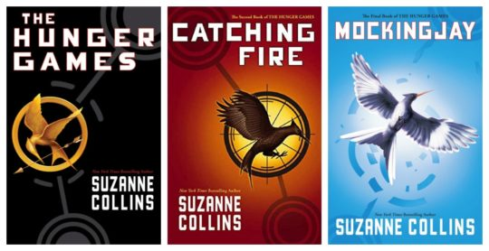 The Hunger Games Trilogy complete ebook bundle collection by Suzanne Collins