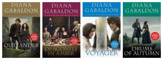 The Outlander Series ebook bundle by Diana Gabaldon