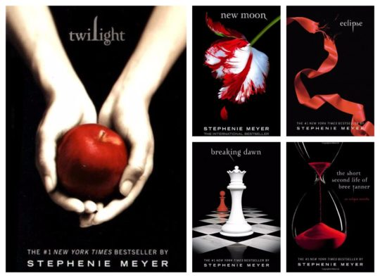 The Twilight Saga Complete Collection ebook bundle by Stephenie Meyer